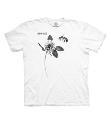 T-Shirt Clover Bee My Voice