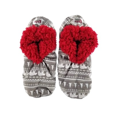 Nordic Bear Fuzzy Feet