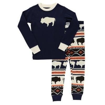 Buffalo Fair Isle Kids - PJ Set
