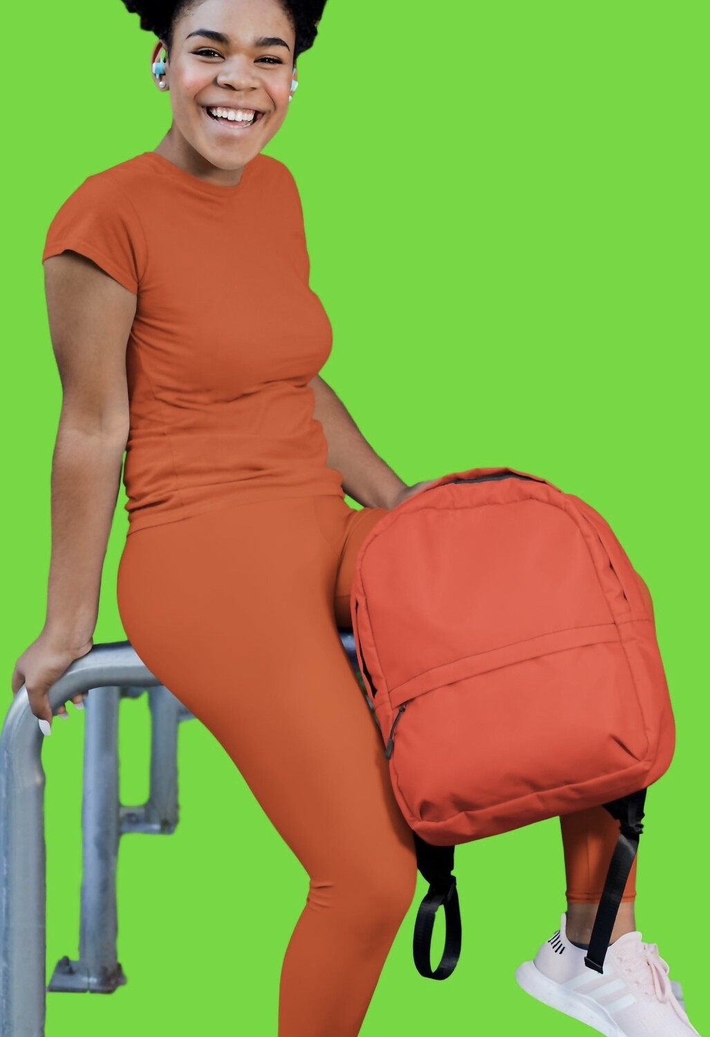 PANTONE TURMERIC BACKPACK