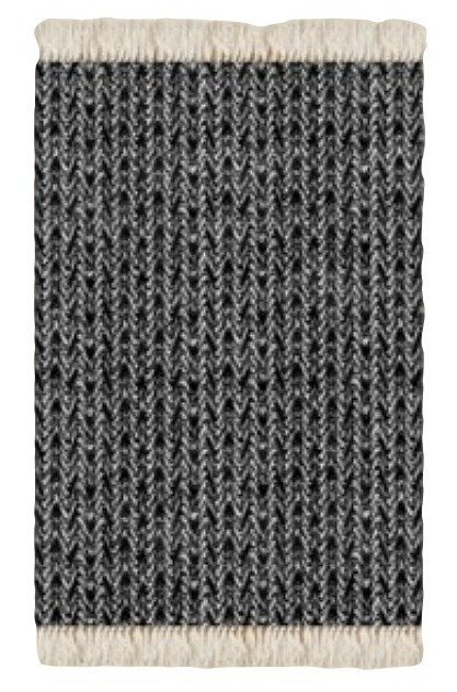 Floor Rug Waves Print Design