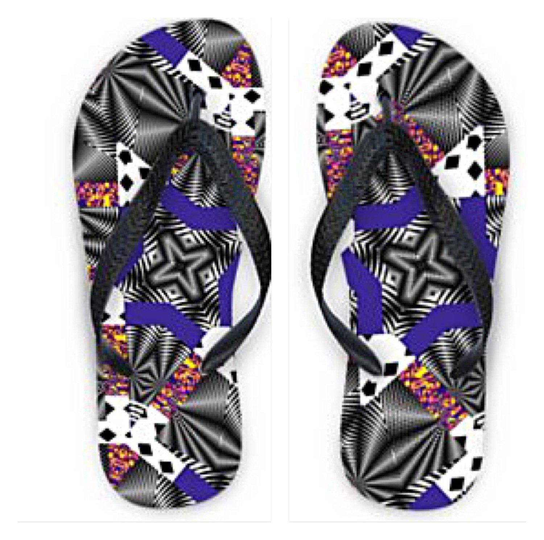 Flip Flops Mashed-up Design
