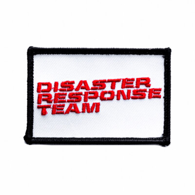Disaster Response Team Patch