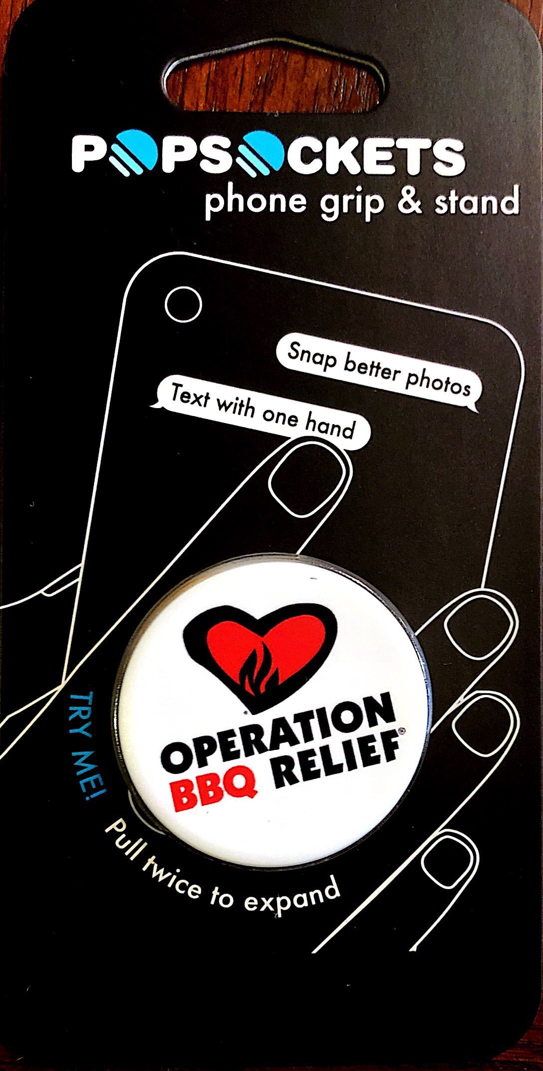 OBR Heart PopSocket 53456