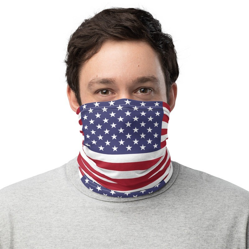 ISSA USA Neck Gaiter