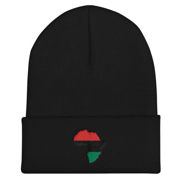 ISSA • Pan-Afrikan Beanie Hat