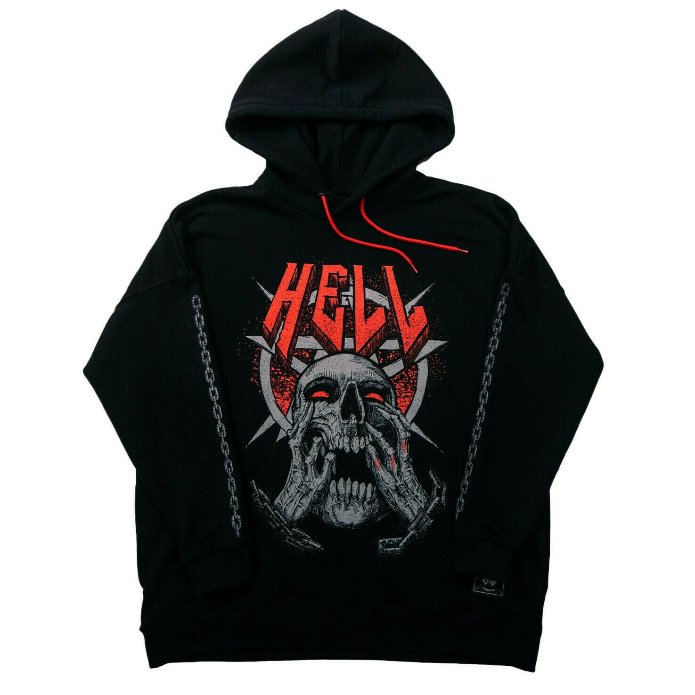 """Худи """"Hell"""" от CMH"""