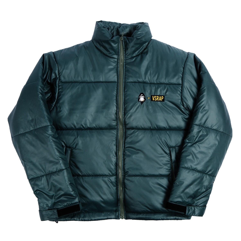 """Куртка """"A3BOOTS x VSRAP"""" зеленая"""