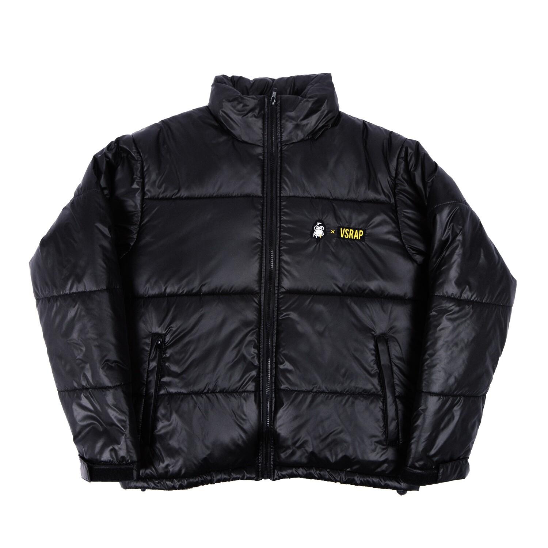 """Куртка """"A3BOOTS x VSRAP"""" черная"""