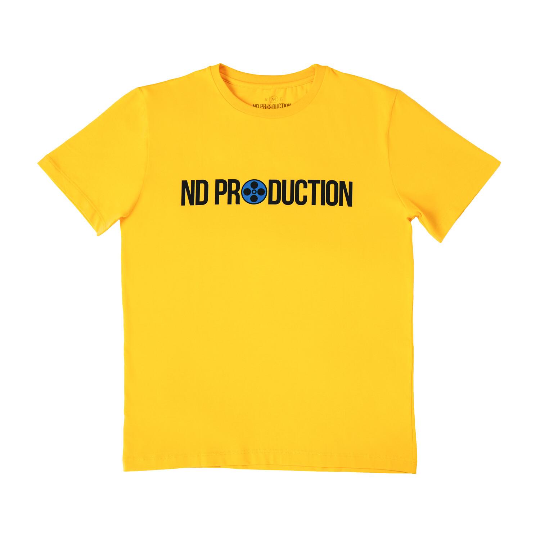 "Футболка ""ND Production Logo"""