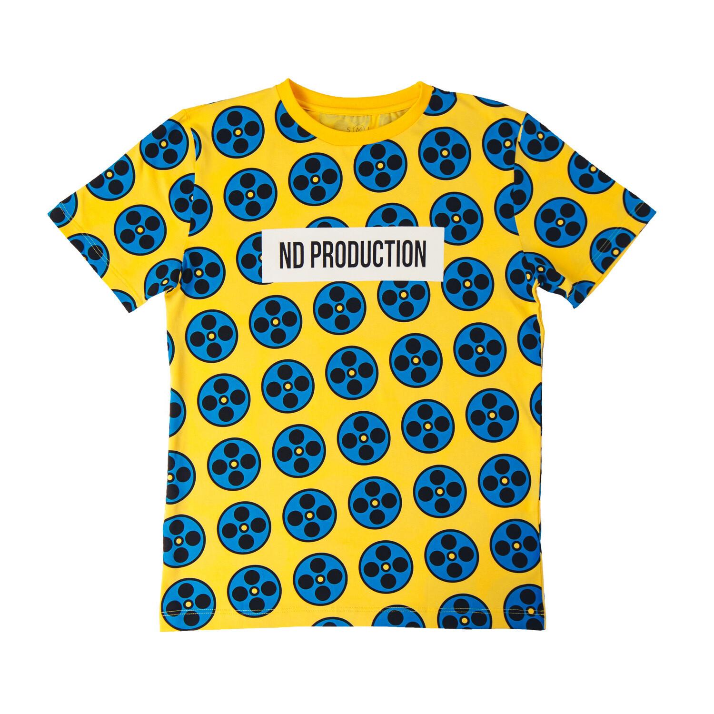 "Футболка ""ND Production Luxury"""