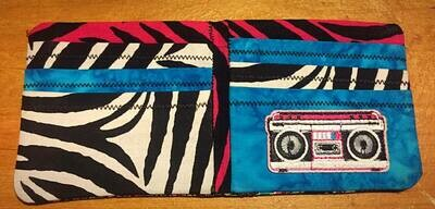 boombox wallet.