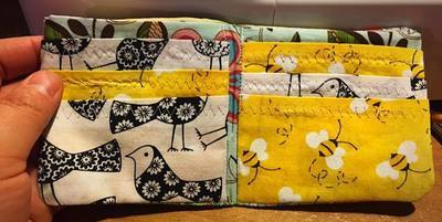 Birds and the Bees wallet