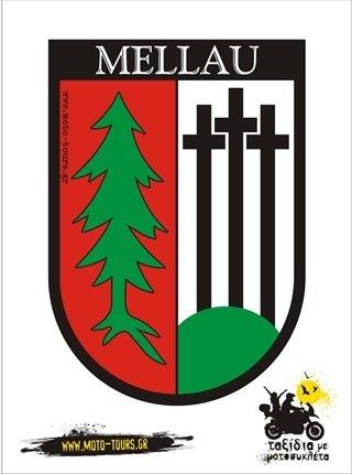 Αυτοκόλλητο Mellau (A)