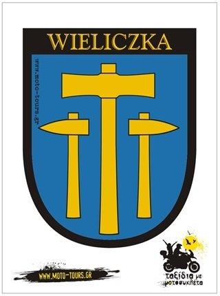Αυτοκόλλητο Wieliczka ( PL )