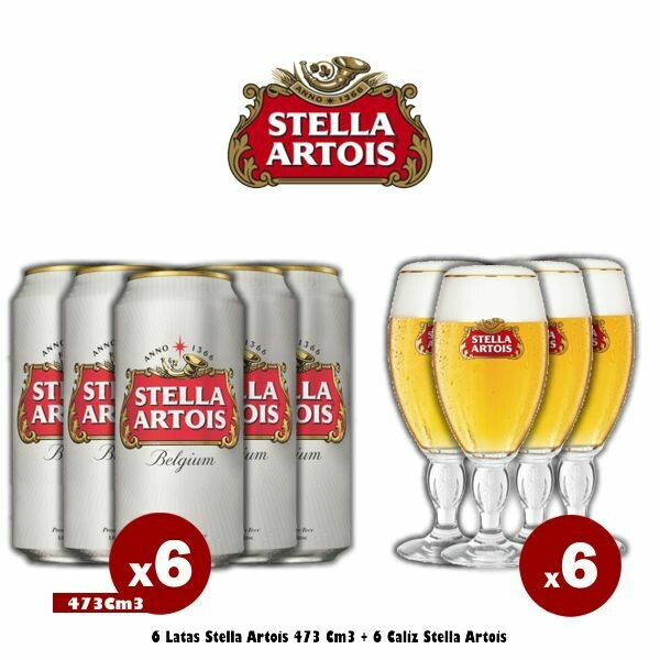 Stella 6x6 Lata