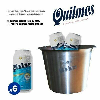 Quilmes Frapera Aluminio