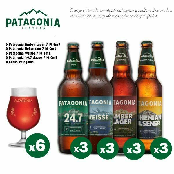 Familia Patagonia Grande