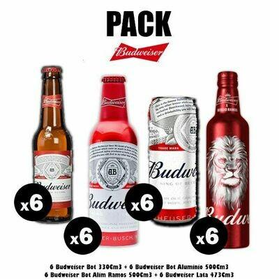 PACK Budweiser x24