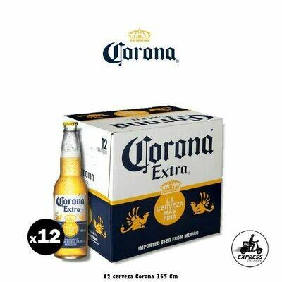 Corona 330Cm3 x12 - Opción Express