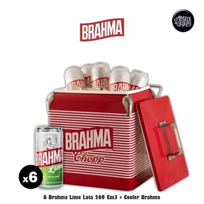 6 Lata Brahma Lime 269Cm3 + Cooler
