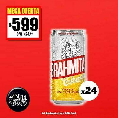 MEGA OFERTA - 24 Brahmita 269Cm3