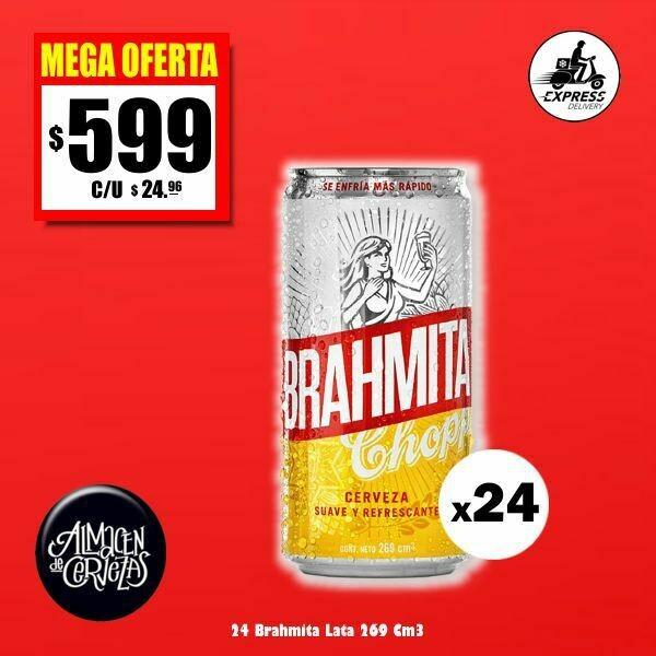 MEGA OFERTA - 24 Brahmita 269Cm3 - Opción Express