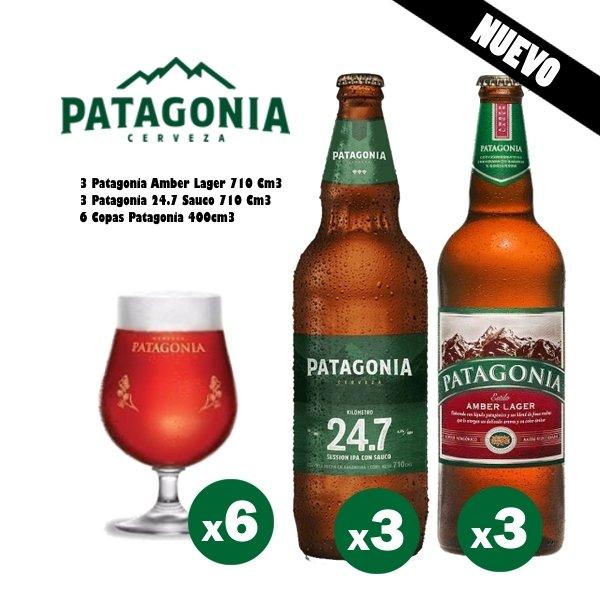 Patagonia Copas
