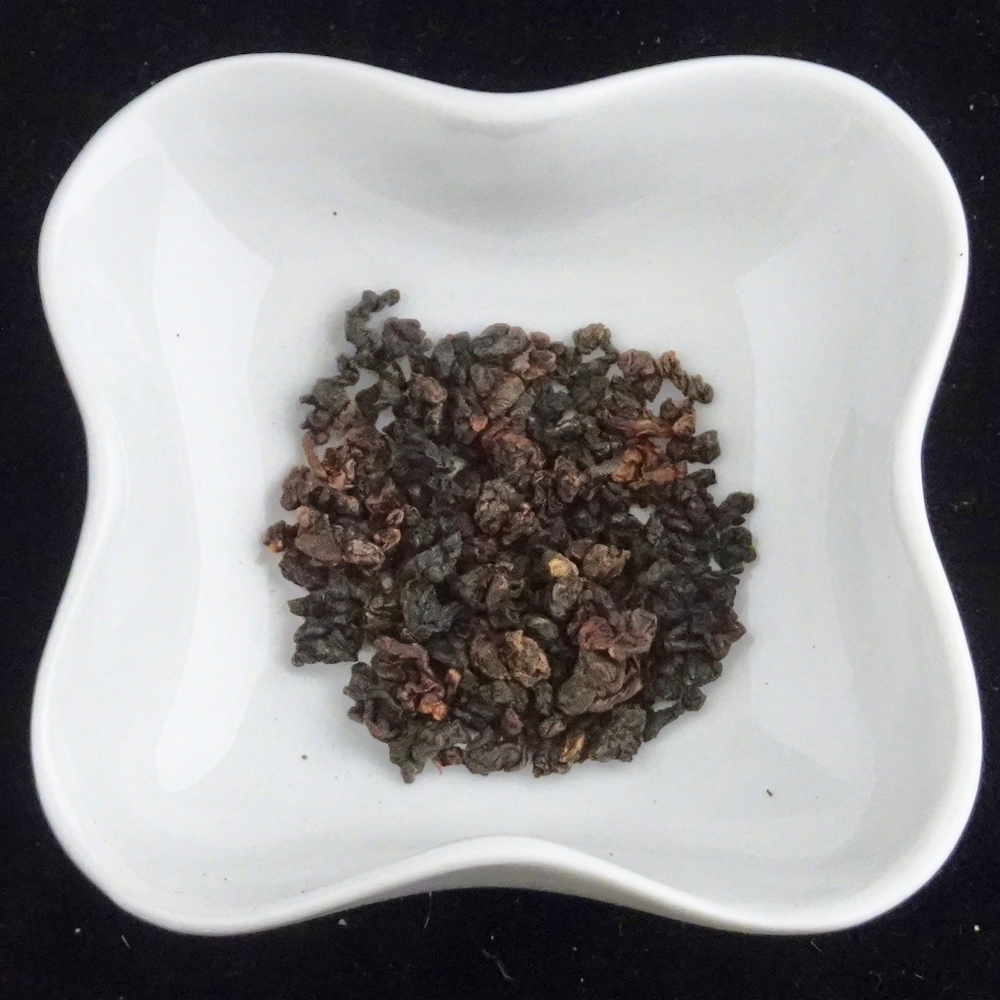 Red Water Organic Amber Oolong – Handpicked Single Estate – Spring 2018