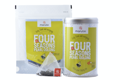 Classic Four Seasons Pearl Oolong - Not green, not black