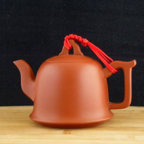 My Belle Bell Teapot