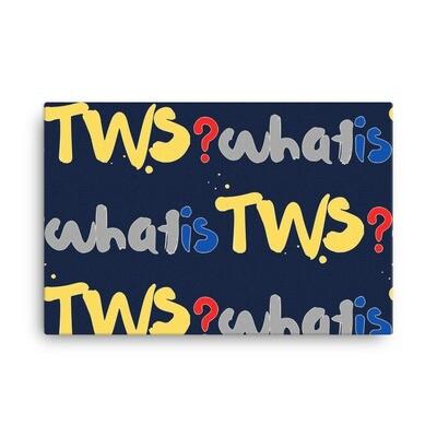 Re-Brand Logo Wall art