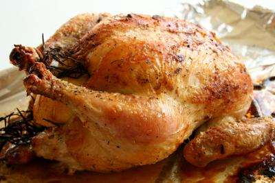 Roaster Chicken (22-25kg, 7-8 per box)