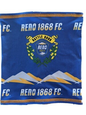 Reno 1868 FC Multi Function Face Mask