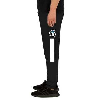 AKSTAR Logo Men Black Joggers