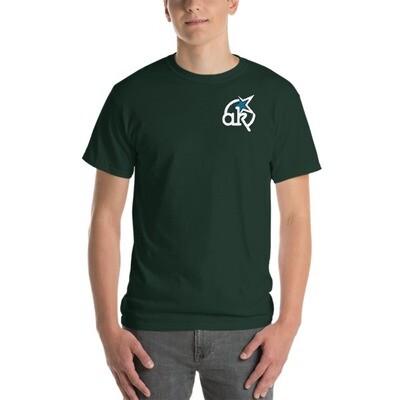 AKSA Pocket Logo Dark T-Shirt