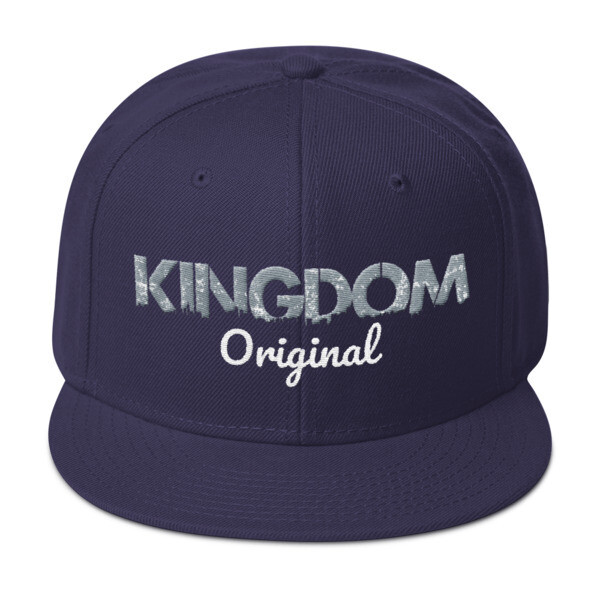 Kingdom Original Navy Snapback