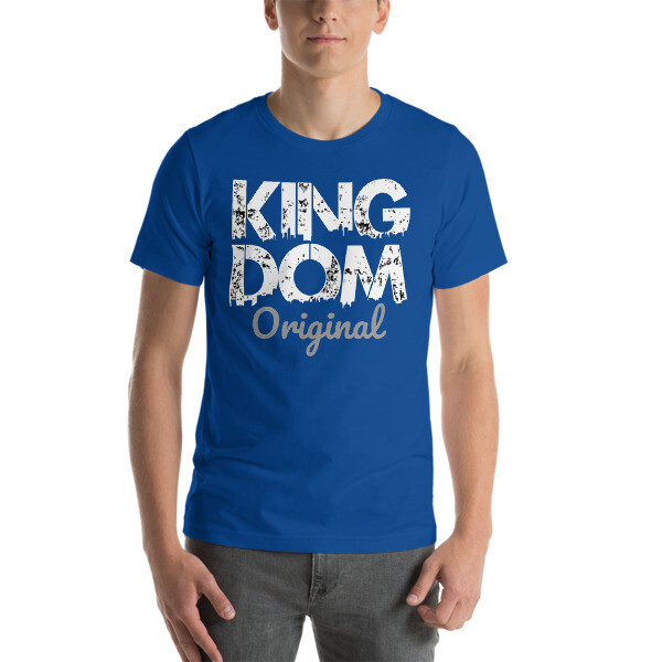 Kingdom Original Blue T-Shirt