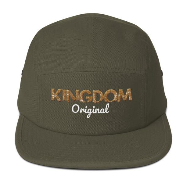 Kingdom Original Army Five Panel Cap