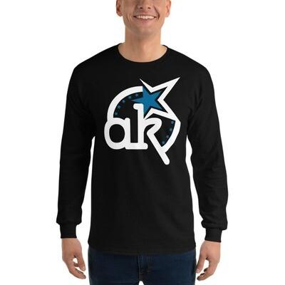 AKSA Logo Dark Long Sleeve T-Shirt