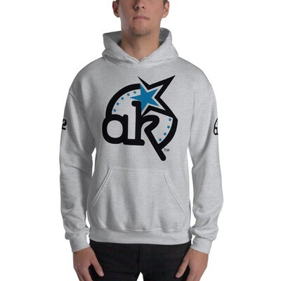 42 AKSA Logo Hooded Sweatshirt