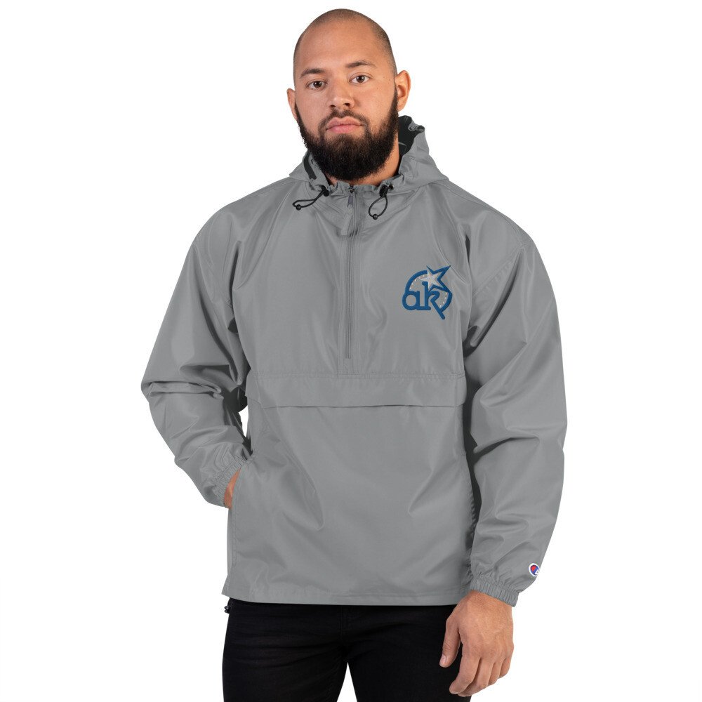 AKStar Champion Packable Grey Jacket