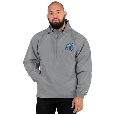 AKStar Champion Packable Grey Jacket