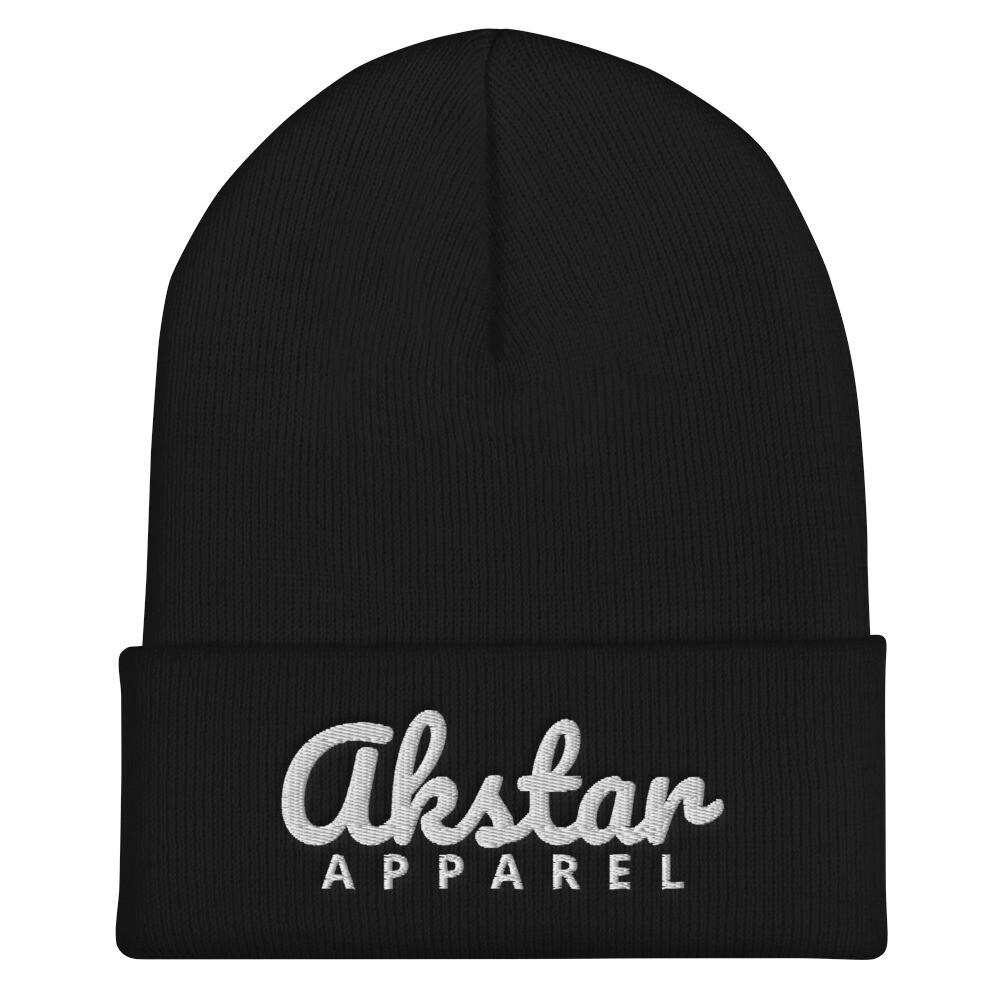 AKStar Signature Blk Beanie