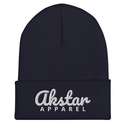 AKStar Signature Nvy Beanie
