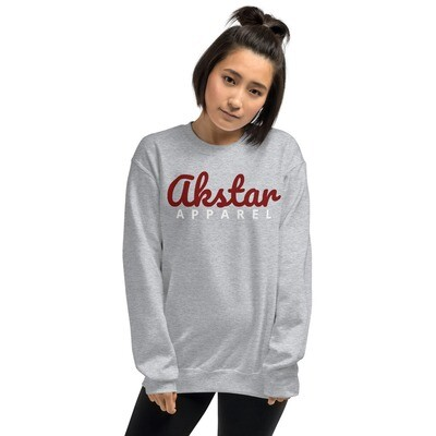 AKSTAR Signature Sweatshirt Grey L