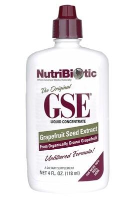 NutriBiotic Grapefruit Seed Extract 4oz