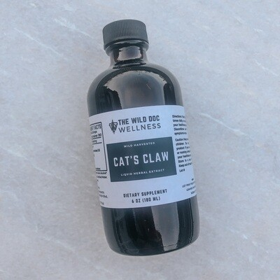 Cat's Claw Extract, 6 oz.