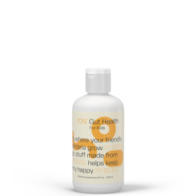 ION* Gut Health for Kids 8oz. (formerly Magic Dirt Water)