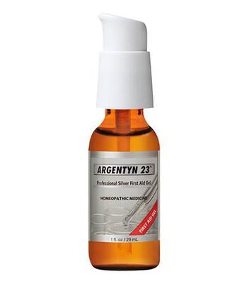 Argentyn 23 Silver First Aid Gel, 1 oz.